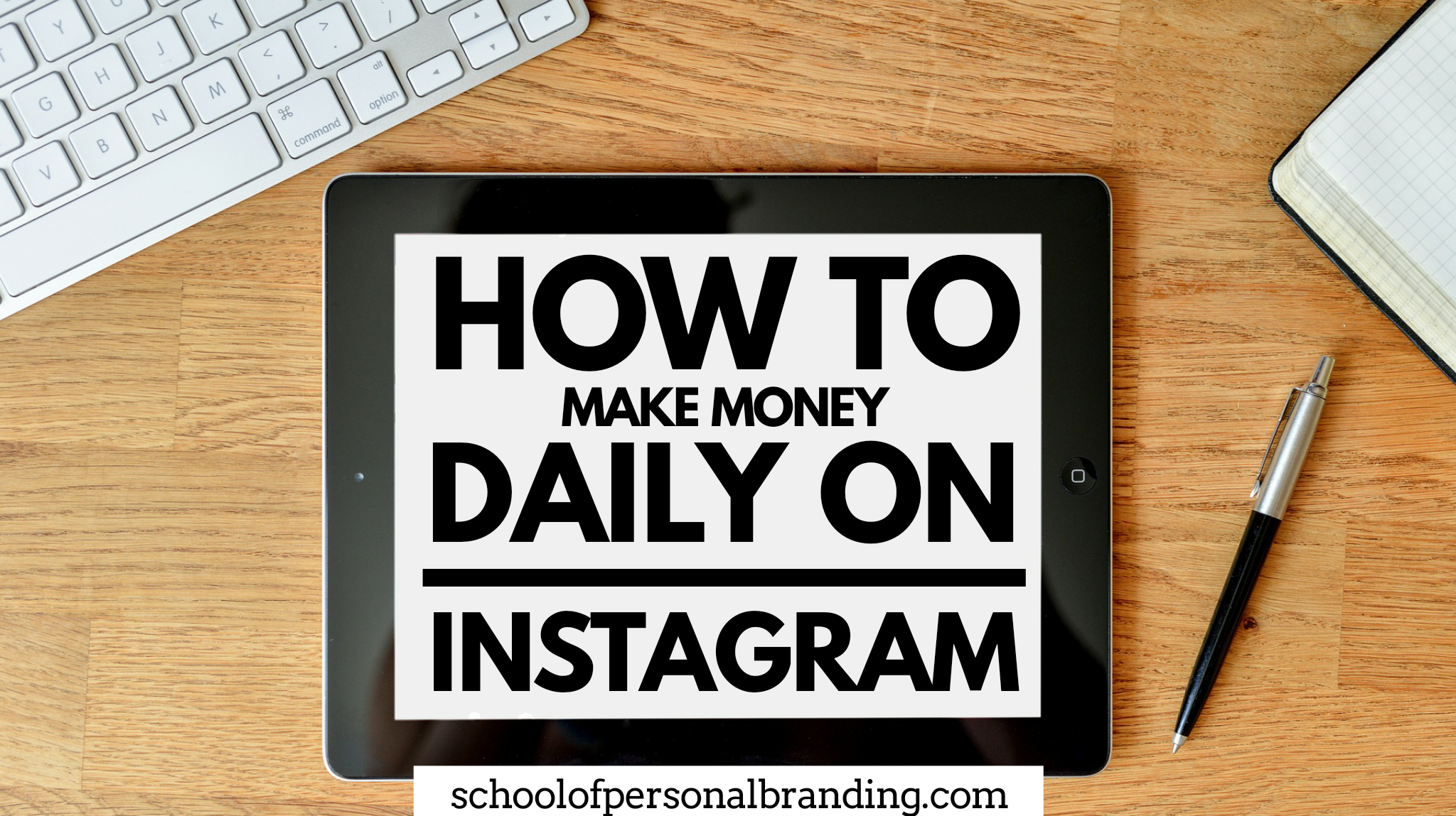 How To Make Money Daily On Instagram